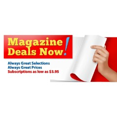 Magazine Deals Now